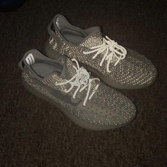 58222906 adidas Shoes | Yeezy 350 Boost V2 Static Reflective | Poshmark